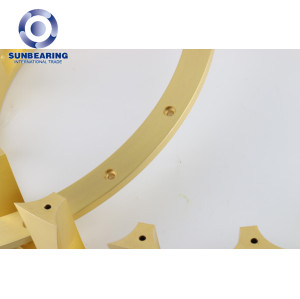 Plastic Nylon Ball Brass Bearing Cage Manufacturer