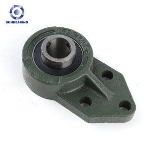 Pillow Block Bearing UCFB204 cast iron casting bearing housing