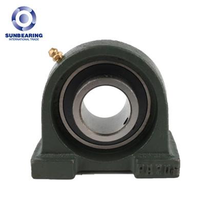 SUNBEARING وسادة كتلة ، وإذ تضع UCPA206 الأخضر 30 * 42.9 * 94mm الكروم الصلب GCR15