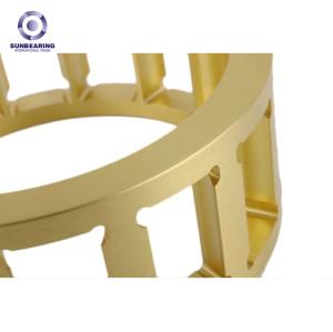 Aleación de latón amarillo para jaula de rodamientos SUNBEARING