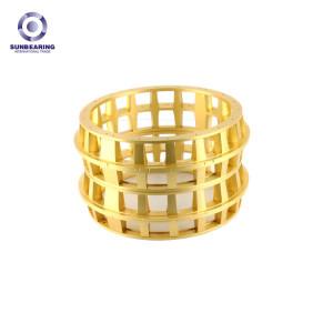 SUNBEARING Bearing Cage Gold Nylon 66