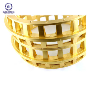 Four Row Roller Bearing Cage Ball Bearing Cage