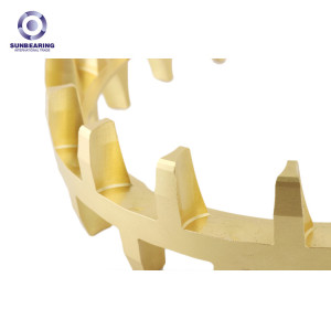 SUNBEARING Bearing Cage Yellow Brass