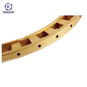 SUN BEARING Bearing Cage Yellow Brass
