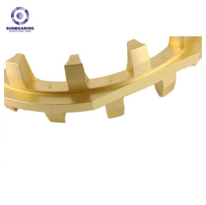 SUN BEARING Bearing Cage Yellow Brass Alloy