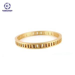RODAMIENTO SUN Rodamiento jaula de nylon de oro