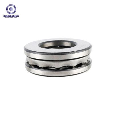 RODAMIENTO DEL SOL Rodamiento de bolas de empuje 52226 plata 110 x 190 x 80 mm acero cromado