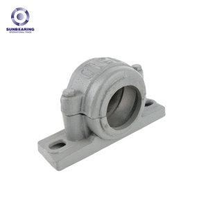 RODAMIENTO DEL SOL Bloque de almohada SN516 gris 70 * 140 * 95 mm acero cromado