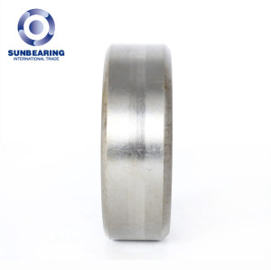 SUN BEARING Deep Groove Ball Bearing 6911 Silver 55*80*13mm Carton Steel