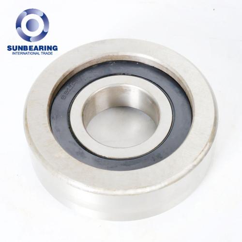 RODAMIENTO DEL SOL Rodamiento rígido de bolas 902 plata 55 * 140 * 45 mm acero inoxidable