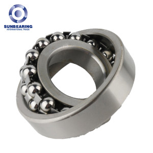 Mini Self-aligning Ball Bearing 1200 With Competitive Price