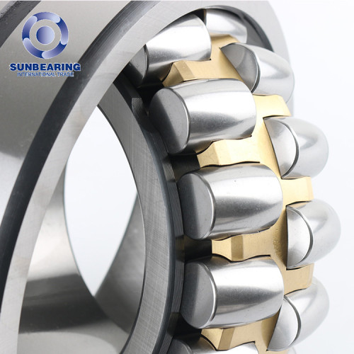 Rodamiento de rodillos esféricos 22213CA 22213CAK 22213CA / W33 22213CAK / W33 60 * 130 * 46 mm de acero inoxidable