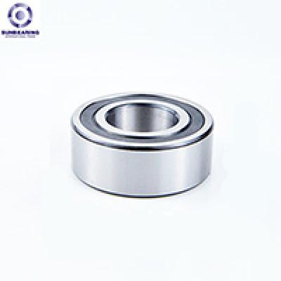 RODAMIENTO DEL SOL Rodamiento de bolitas angular del contacto 5207 astilla 35 * 72 * 31.7mm acero inoxidable