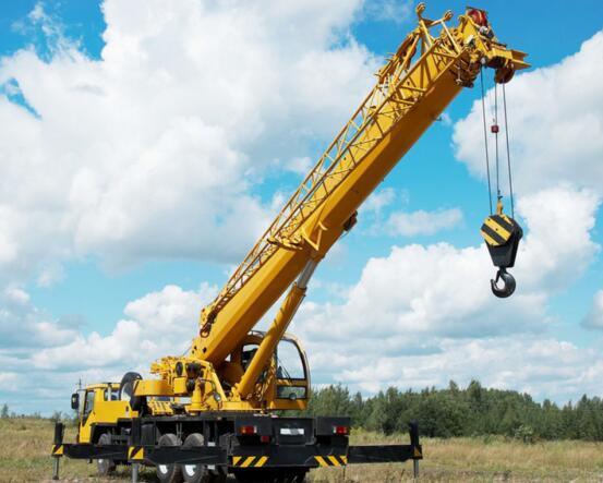 thrust roller beqring in crane hooks