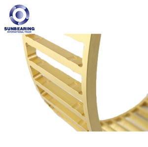 SUNBEARING Bearing Cage Yellow Nylon 66