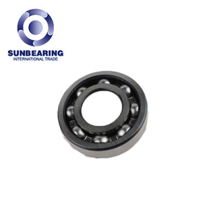 SUNBEARING Deep Groove Ball Bearing 6309 C3 Silver 45*100*25mm Chrome Steel GCR15