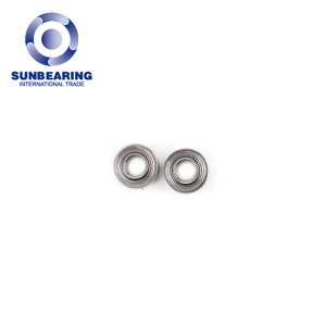 SUNBEARING Deep Groove Ball Bearing 6002 Silver 15*32*9mm Chrome Steel GCR15