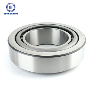 SUNBEARING Конический роликоподшипник 30203 Серебро 17 * 40 * 13,25 мм Хромированная сталь GCR15