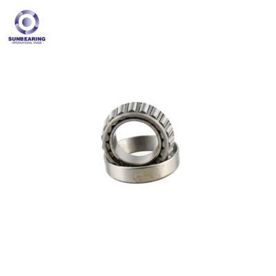 SUNBEARING Rodamiento de rodillos cónicos 30304 Plata 20 * 52 * 15 mm Acero cromado GCR15