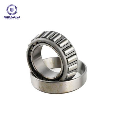SUNBEARING أسطواني مدبب 30304 فضة 20 * 52 * 15 ملم كروم فولاذ GCR15