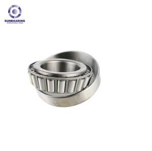 SUNBEARING Конический роликоподшипник 30304 Серебро 20 * 52 * 15 мм Хромированная сталь GCR15