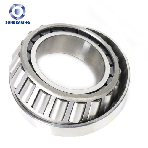 SUNBEARING أسطواني مدبب 32006X فضة 30 * 55 * 17mm كروم فولاذ GCR15