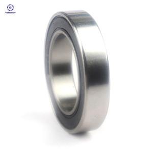 SUNBEARING Радиальный шарикоподшипник 16006 Серебро 30 * 55 * 9 мм Хромированная сталь GCR15
