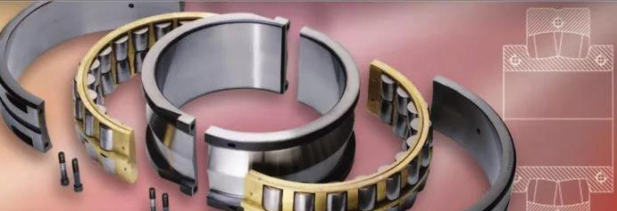 Installation Of FAG Split Spherical Roller Bearings