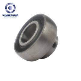 SUNBEARING Cojinete de bloque de almohada UC209 Plata 45 * 85 * 49.2 mm Acero al cromo GCR15