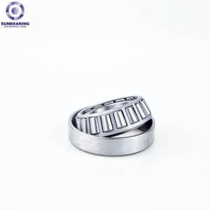 SUNBEARING Конический роликоподшипник 30206 Серебро 30 * 32 * 16мм Хромированная сталь GCR15