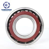 SUNBEARING Angular Contact Ball Bearing 7205C Silver 25*52*15mm Chrome Steel GCR15