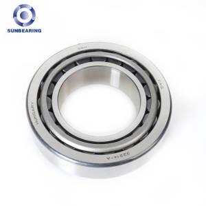 SUNBEARING Rodamiento de rodillos cónicos 32012 Silver 60 * 95 * 23mm Chrome Steel GCR15