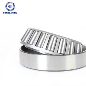 SUNBEARING Конический роликоподшипник 32015X Серебро 75 * 115 * 25 мм Хромированная сталь GCR15