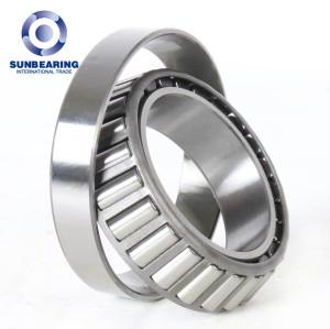 SUNBEARING Конический роликоподшипник 32019 Серебро 95 * 145 * 32 мм Хромированная сталь GCR15