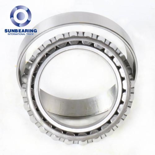 SUNBEARING أسطواني مدبب 32019 فضة 95 * 145 * 32 مم كروم فولاذ GCR15