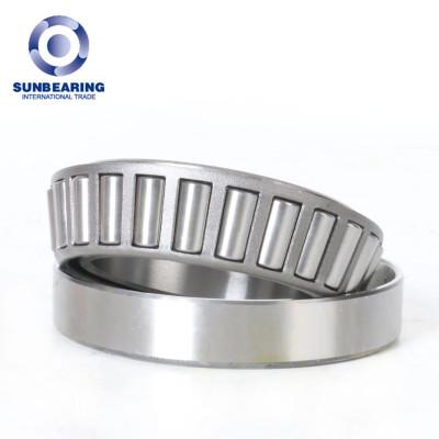 SUNBEARING أسطواني مدبب 32020X فضي 100 * 150 * 32mm كروم فولاذ GCR15