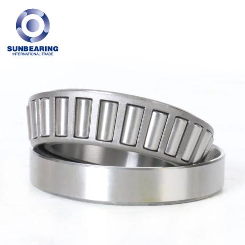 SUNBEARING Rodamiento de rodillos cónicos 32020X Plata 100 * 150 * 32 mm Acero al cromo GCR15