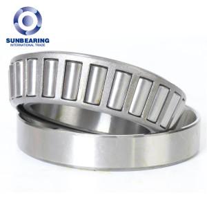 SUNBEARING Конический роликоподшипник 32020X Серебро 100 * 150 * 32 мм Хромированная сталь GCR15