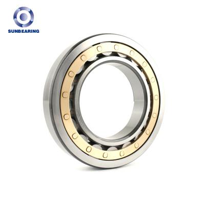SUNBEARING أسطواني أسطواني NF314 الفضة 70 * 150 * 35MM الكروم الصلب GCR15