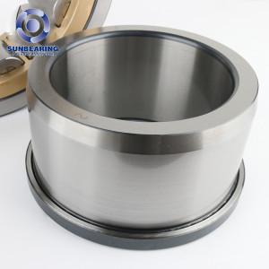 SUNBEARING أسطواني أسطواني NJ2313ECP الفضة 65 * 140 * 48MM الكروم الصلب GCR15