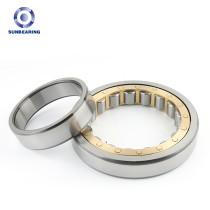 SUNBEARING Cylindrical Roller Bearing NJ322ECJ Silver 110*240*50mm Chrome Steel GCR15
