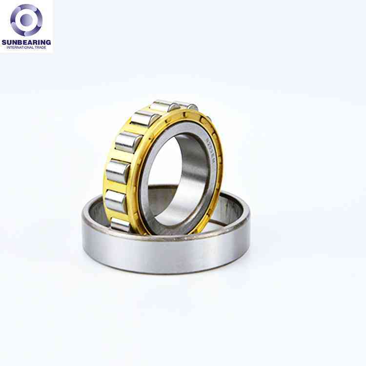 NU204 cylindrical roller bearing