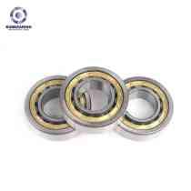 SUNBEARING Cylindrical Roller Bearing NU205E Silver 25*52*15mm Chrome Steel GCR15