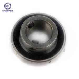 SUNBEARING Cojinete de bloque de almohada UC202 Plata 15 * 47 * 31 mm Acero al cromo GCR15
