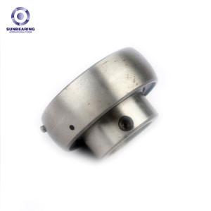 SUNBEARING опорный подшипник скольжения UC203 Серебро 17 * 47 * 31 мм Хромированная сталь GCR15