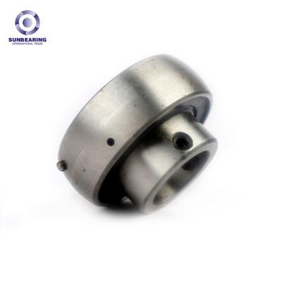 SUNBEARING وسادة كتلة ، وإذ تضع UC206 فضة 30 * 62 * 38.1mm الكروم الصلب GCR15
