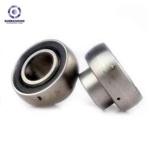 SUNBEARING وسادة كتلة ، وإذ تضع UC211 الفضة 55 * 100 * 55.6mm الكروم الصلب GCR15