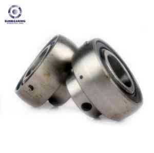 SUNBEARING Cojinete de bloque de almohada UC211 Plata 55 * 100 * 55.6 mm Acero al cromo GCR15
