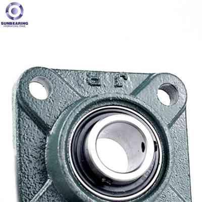 SUNBEARING وسادة كتلة ، وإذ تضع UCF309 الأخضر 45 * 160 * 60MM الكروم الصلب GCR15