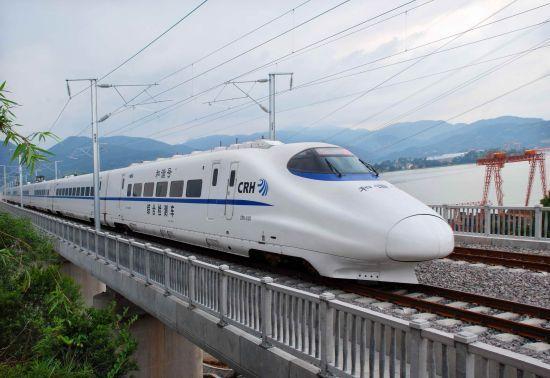 Rodamientos para ferrocarril de alta velocidad.